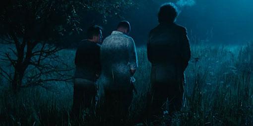 Писающие Мальчики на слете мелиораторов в с. Бельдяжки. Кадр из фильма «О чем говорят мужчины».